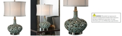 Uttermost Volu Swirl Table Lamp