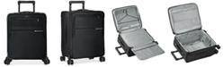 Briggs & Riley Baseline International Softside Carry-On Wide-Body Spinner