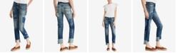 Polo Ralph Lauren Waverly Straight Crop Jeans