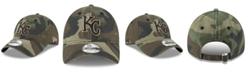 New Era Kansas City Royals Camo Core Classic 9TWENTY Cap