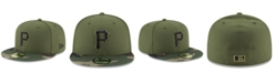 New Era Pittsburgh Pirates Authentic Collection 59FIFTY Fitted Cap