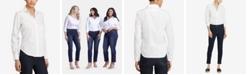 Lauren Ralph Lauren Long-Sleeve Non-Iron Shirt, Regular & Petite Sizes