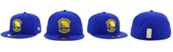 New Era Golden State Warriors Basic 59FIFTY Fitted Cap 2018
