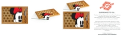Picnic Time Toscana® by Disney's Minnie Mouse Icon Glass Top Cutting Board & Knife Set