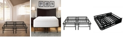 Boyd Ultima Black Platform Metal Bed Frame