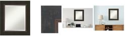 Amanti Art Manhattan 33x27 Wall Mirror