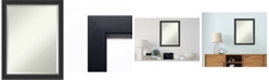 Amanti Art Corvino 33x27 Wall Mirror