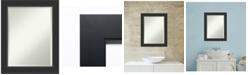 Amanti Art Corvino 23x29 Bathroom Mirror