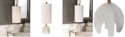 Uttermost Alanea White Buffet Lamp