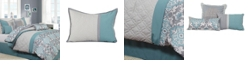 Nanshing Reina 7 PC Comforter Set, Queen