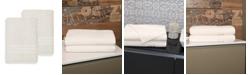 Linum Home Denzi 2-Pc. Bath Sheet Set