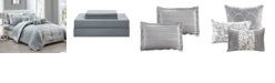 Chic Home Lea 10-Pc Queen Comforter Set