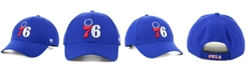 '47 Brand Philadelphia 76ers Team Color MVP Cap