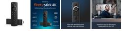 Amazon Alexa Enabled Fire TV Stick 4K
