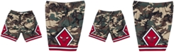 Mitchell & Ness Men's Chicago Bulls Woodland Camo Swingman Shorts