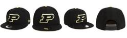 New Era Purdue Boilermakers Core 9FIFTY Snapback Cap