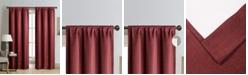 "Silk Home Living Sun+Block Blackout Curtain Panel Pair 42""x84"""