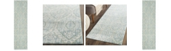 "Safavieh Valencia Alpine and Cream 2'3"" x 8' Runner Area Rug"