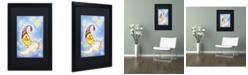 "Trademark Global Jennifer Nilsson Sweet Dreams to You Matted Framed Art - 16"" x 20"" x 0.5"""