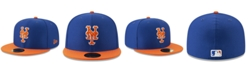 New Era Boys' New York Mets Batting Practice 59FIFTY Cap