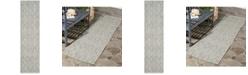 "Safavieh Courtyard Grey 2'3"" x 8' Sisal Weave Runner Area Rug"