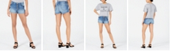 STS Blue Kate Button-Fly Denim Shorts