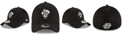New Era Oklahoma State Cowboys Black White Neo 39THIRTY Stretch Fitted Cap
