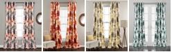 Lush Decor Leah Floral Curtain Collection