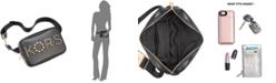 Michael Kors Studded-Logo Belt Bag