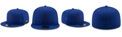 New Era Boys' New York Mets Clubhouse 59FIFTY-FITTED Cap