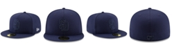 New Era Boys' San Diego Padres Clubhouse 59FIFTY-FITTED Cap