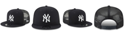 New Era New York Yankees All Day Mesh Back 9FIFTY Cap