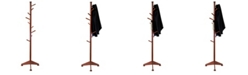 Winsome Lily Coat Tree 9 Pegs
