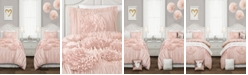 Lush Decor Serena 2Pc Twin XL Comforter Set