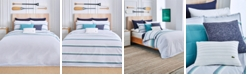 Lacoste Home CLOSEOUT! Lacoste Wind Full Queen Comforter Set