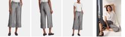 Lauren Ralph Lauren Belted Wide-Leg Pants
