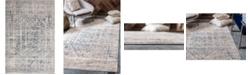 "Bridgeport Home Odette Ode1 Gray 10' x 14' 5"" Area Rug"