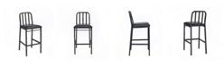 Acme Furniture Jodie Bar Chair, Set of 2