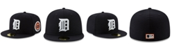 New Era Detroit Tigers World Series Patch 59FIFTY Cap