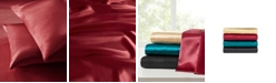 Madison Park Satin 2-PC King Pillowcases