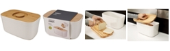 Joseph Joseph Bread Bin with Cutting Board Lid