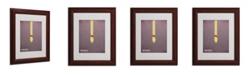 "Trademark Global Christian Jackson 'Rapunzel' Matted Framed Art - 14"" x 11"""