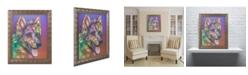 "Trademark Global Dean Russo 'Keefer' Ornate Framed Art - 16"" x 20"""