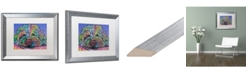 "Trademark Global Dean Russo 'La Lou 6' Matted Framed Art - 16"" x 20"""