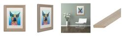 "Trademark Global Dean Russo 'Lani Ruth 25' Matted Framed Art - 11"" x 14"""