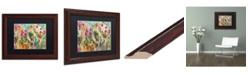 """Trademark Global Carrie Schmitt 'Jefferson Sisterhood' Matted Framed Art - 11"""" x 14"""""""