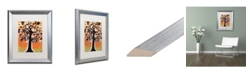 "Trademark Global Natasha Wescoat '015' Matted Framed Art - 16"" x 20"""