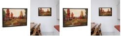 "iCanvas Fall Creek by Silvia Vassileva Gallery-Wrapped Canvas Print - 18"" x 26"" x 0.75"""