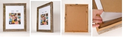 """Creative Gallery Rustic Reclaimed Barnwood 16"""" x 20"""" Picture Photo Frame"""