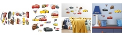 York Wallcoverings Cars 3 Peel and Stick Wall Decals